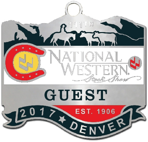 2017 Guest Badge
